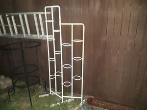 """13 slot """"mini plant"""" stand for Sale in Garland, TX"""