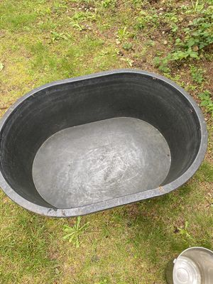 Stock bucket for Sale in Roy, WA