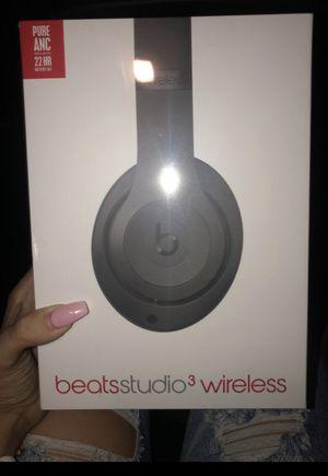 Beats Studio 3 wireless for Sale in Bolingbrook, IL
