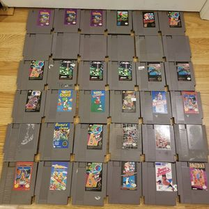 WANTED VINTAGE NINTENDO CONSOLES/GAMES for Sale in Quincy, IL