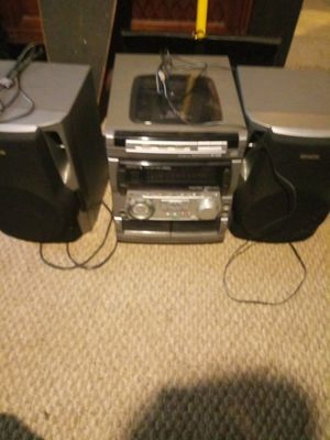 Stereo system for Sale in Columbia Heights, MN