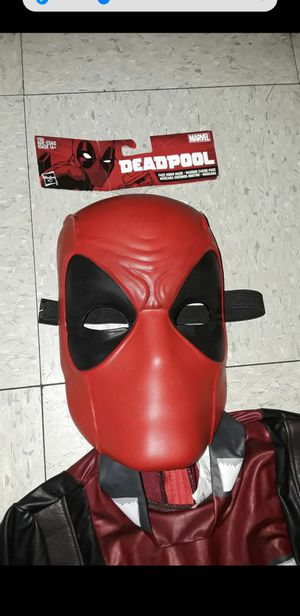 Deadpool Mask for Sale in Bell Gardens, CA