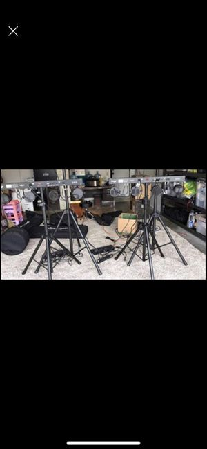 Stage lighting for Sale in Tulsa, OK