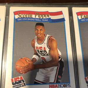Scotty Pippin 1991 Hoops #582 Card for Sale in Oakwood, GA