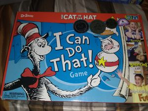Dr.Seuss I can do that game for Sale in San Antonio, TX