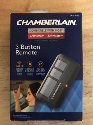 Chamberlain Garage Door Opener Remote for Sale in Davenport, FL