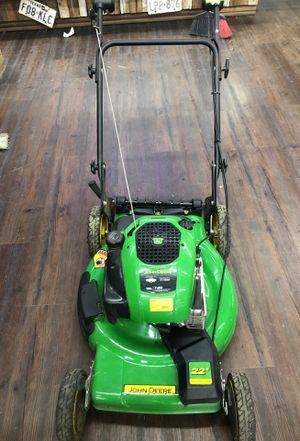 John Deere lawn mower for Sale in Dallas, TX