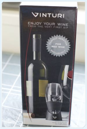 VINTURI RED WINE AERATOR NEW for Sale in Washington, DC