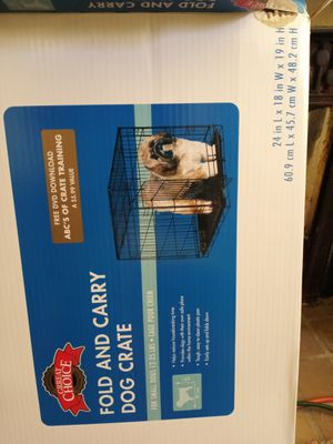 Dog Crate for Sale in McKees Rocks, PA