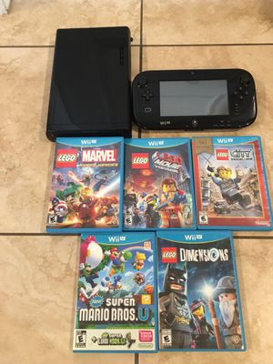 Wii U Nintendo game for Sale in Lehigh Acres, FL