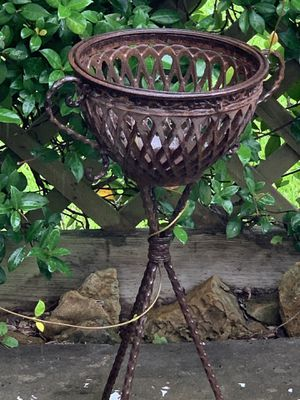 Wrought Iron Planters for Sale in Missouri City, TX