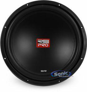 RE Audio SR pro 15 subwoofer for Sale in Richardson, TX