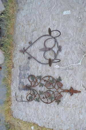 Wrought iron decor for Sale in Las Vegas, NV