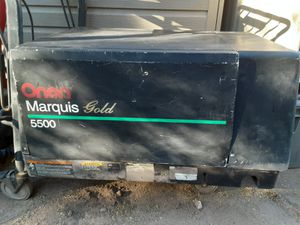Onan 5500 generator for sale or trade for Sale in Tucson, AZ