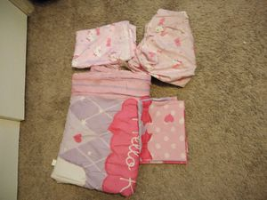 Hello Kitty toddler bed set for Sale in Tolleson, AZ