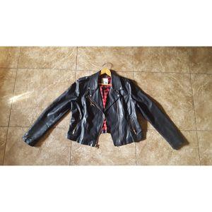 Womens Levis Moto Jacket Size LARGE for Sale in Phoenix, AZ