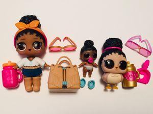 Foxy Family Confetti POP Lol Surprise Doll Set for Sale in Edmonds, WA