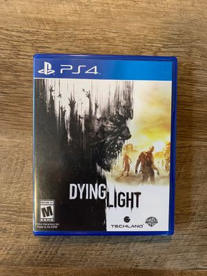 Dying Light PS4 for Sale in Charlotte, NC