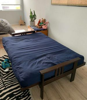 Letting Go Beautiful convertible Futon sofa Full size Westwood for Sale in Los Angeles, CA