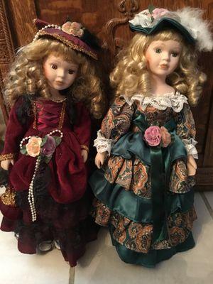 Antique porcelain dolls for Sale in Arvada, CO