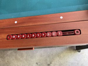Classic sport air hockey and pool 2 in 1 for Sale in Richmond, CA