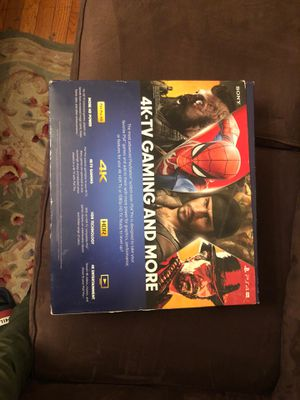 PS4 pro for Sale in Hyattsville, MD