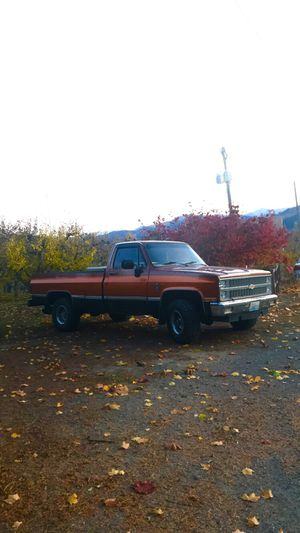Chevy Silverado 1500 (K10) 6.2L Diesel for Sale in Wenatchee, WA