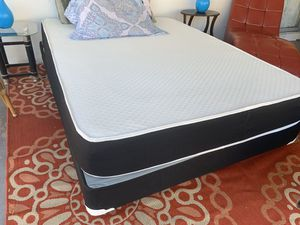 NEW FULL SIDE MATTRESS WITH BOX SPRIBG ALL NEW /BED FRAMES IS NOT INCLUDED for Sale in Miami, FL