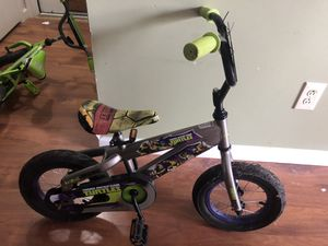 Teenage Mutant Ninja Bike for Sale in Virginia Beach, VA