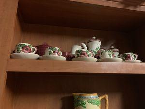 Beautiful tea set for Sale in Hesperia, CA