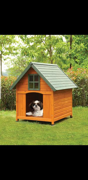 Brand new wooden doghouse! for Sale in Downey, CA