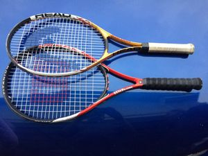 Tennis rackets for Sale in Romeoville, IL