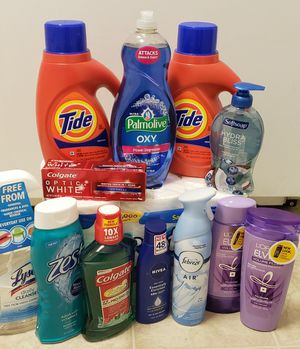 Tide bundle for Sale in Gaithersburg, MD