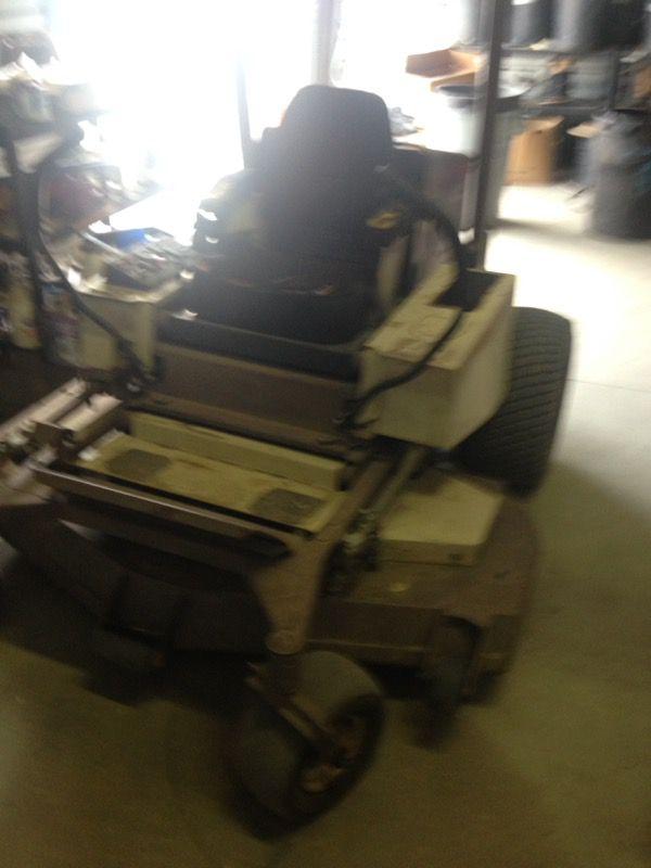 Grass hopper 428D Diesel ride on mower for Sale in San Bernardino, CA -  OfferUp