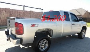 👑Very good condition 👑2011 Chevrolet Silverado URGENT For sale car excellent Clean Tittle👑{$1200}🔑🔑 for Sale in Washington, DC