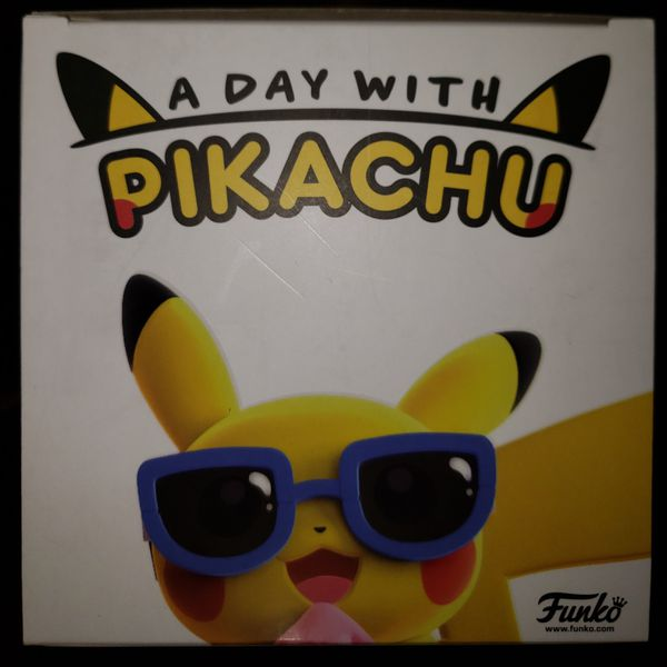 A Day With Pikachu: Sweet Days Are Here