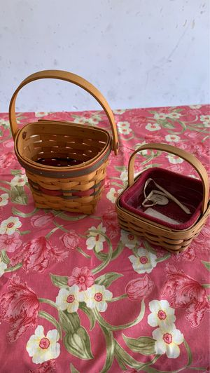 Longaberger Basket for Sale in Rolling Meadows, IL