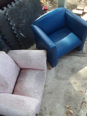 Kids chairs $20.00 (rehapolister)cash only for Sale in Dallas, TX