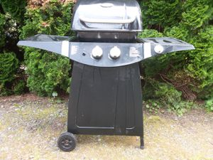 Aussie BBQ Grill with tank for Sale in Burien, WA