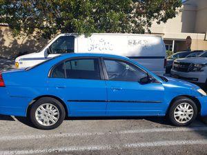 2004 Honda Civic LX for Sale in Miami, FL