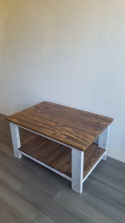 Rustic Farmhouse Coffee Table for Sale in Dallas,  TX