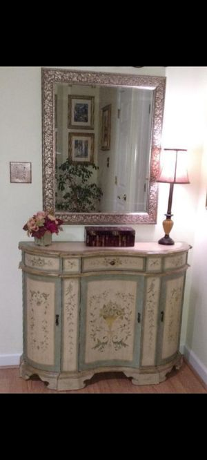 Entry table/Small Buffet for Sale in Gastonia, NC
