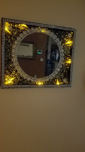 Mirror Wall deco /table deco for Sale in Las Vegas, NV