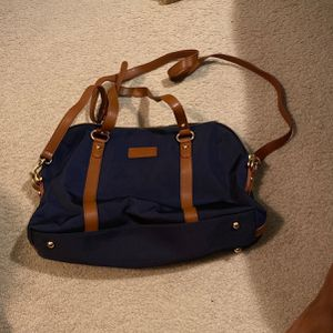 Blue Purse With Laptop Pocket for Sale in Peoria, IL