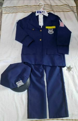 Brand new kids police costume for Sale in Portland, OR