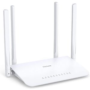 Wi-Fi Router for Home, Wireless Router, AC1200 Dual Band WiFi Router, 4 Gigabit LAN Ports, Coverage up to 3500 sqft, Supports Beamforming, Guest Wi-Fi for Sale in Monterey Park, CA