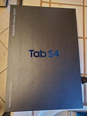 Brand new Tab s4 256GB Wifi Model for Sale in Modesto, CA