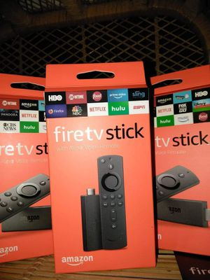 Fire TV Stick MEGA20 FULLY-LOADED for Sale in Houston, TX