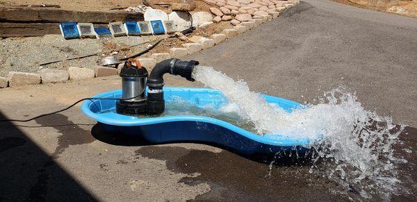 Aquascape 10000 High flow water pump