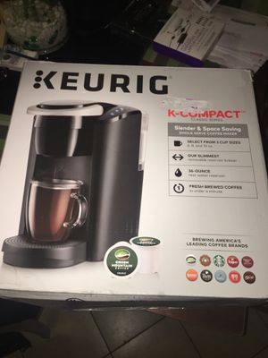 Keurig K-Compact Classic Series for Sale in Ceres, CA